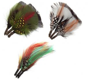 Feathers: Assorted Plumes - Choice of Design